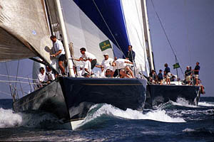 Maxi Yacht Rolex Cup 99